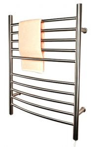 Amba RWP-CB Radiant Curved Towel Warmer