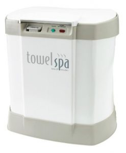 Spa Towel warmer - Heatwave Industries Towel