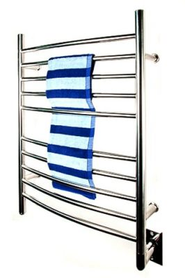 Amba RWH-CP Radiant Hardwired Curved Towel Warmer