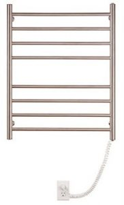 Myson Towel Warmer - WPRL08 8-Bar Wall Mount