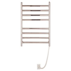 Myson Towel Warmer - WDIA08 8-Bar Wall Mount
